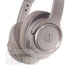 【曜德視聽★新上市】鐵三角 ATH-SR50BT 棕色 無線耳罩式耳機 續航力28HR / 送收納袋