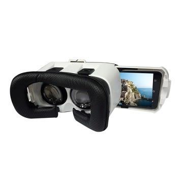 【3D頭戴式】ODEL MR3 年度新版 VR虛擬3D眼鏡 立體眼鏡 【摩利亞】