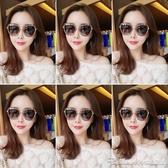 墨鏡墨鏡女新款韓版潮網紅款時尚街拍ins防紫外線偏光太陽眼鏡旅遊 阿卡娜