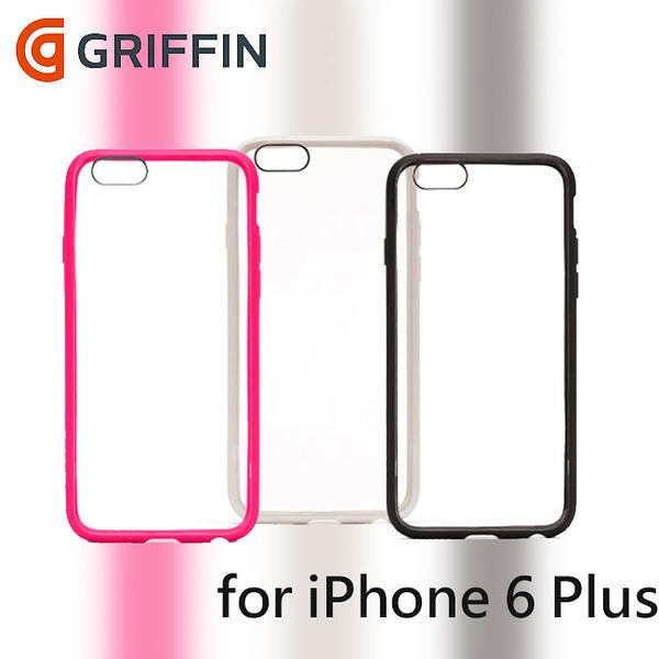 【東西商店】Griffin Reveal iPhone 6 Plus 邊框式透明保護殼