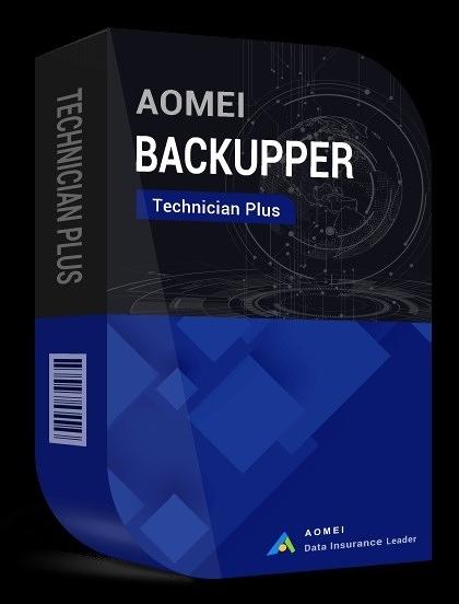 世界備份日AOMEI Backupper Technician Plus終身 + Multi-Manage
