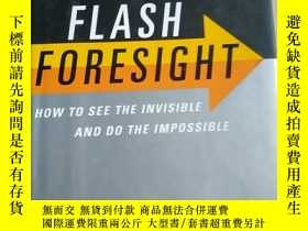 二手書博民逛書店Flash罕見Foresight::How to See the