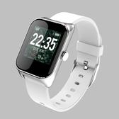【JSmax】JSmax SW-C98 智慧多功能運動健康管理手錶(運白色