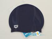 *日光部屋* arena (公司貨)/ACG-210-NVY 舒適矽膠泳帽
