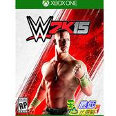 [玉山最低網] XBOX ONE WWE 15 激爆職業摔角 WWE 2K15 英文版