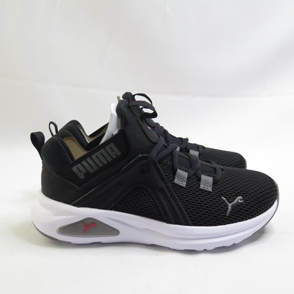 PUMA ENZO 2 WEAVE AC PS 大童鞋 休閒鞋 19316612 黑【iSport愛運動】