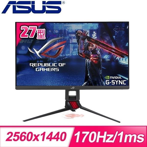 【南紡購物中心】ASUS 華碩 XG279Q 27型 IPS 電競螢幕