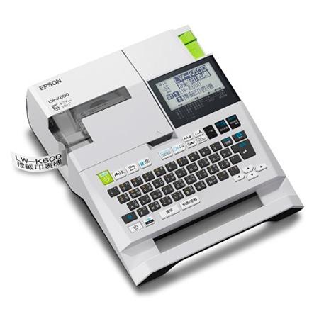 ◤全新品 含稅 免運費◢ EPSON LW-K600 手持式高速列印標籤機(內含變壓器)