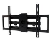 美國布朗熊 VC6B80 (福利品) 懸臂拉伸式-適用40吋~80吋電視壁掛架 (萬用孔距)