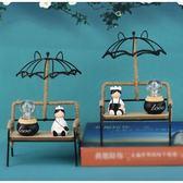 ⓒ可可咖啡廳-小夜燈/檯燈 微景觀居家裝飾【B08002】