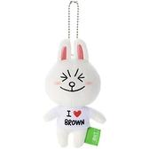 LINE - 吊飾 BROWN 04_TA29743
