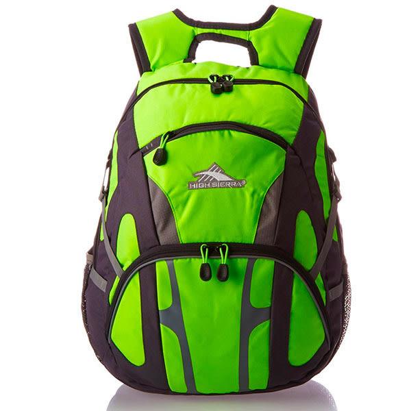 HIGH SIERRA Composite Backpack 大容量後背包-螢光黃限定版-H04-ZA034[禾雅時尚]