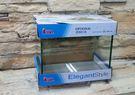 【西高地水族坊】鐳力Leilih 和風缸 高透明魚缸22cm