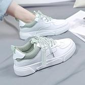 爆款秋冬小白女鞋子2020年新款休閒百搭秋季老爹運動板鞋ins潮鞋 【雙十一】