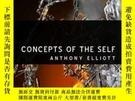 二手書博民逛書店Concepts罕見Of The Self (key Concepts)Y255562 Anthony Ell
