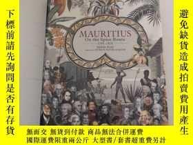 二手書博民逛書店Mauritius:罕見On the Spice Route,