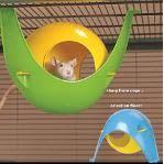 CSP-L 蜜袋鼯 貂類 鼠類吊床遊戲艙 老鼠屋 大尺寸 美國寵物用品第一品牌 LIXIT®