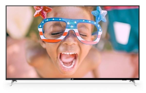 ↙0利率↙美國AOC43吋4KHDR液晶顯示器43U6205【南霸天電器百貨】