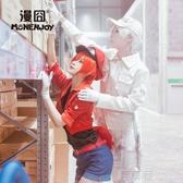 工作細胞cos 紅細胞 赤血球 cosplay服裝 可雙面穿 鹿角巷YTL