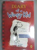 【書寶二手書T1/原文小說_GLZ】Diary of a Wimpy Kid_Jeff Kinney