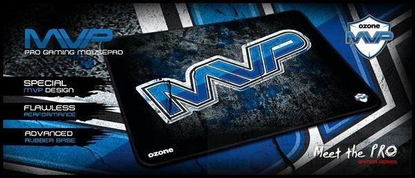 [地瓜球@] OZONE MVP 限量版 縫邊 布質 電競 滑鼠墊~韓國MVP Ozone戰隊