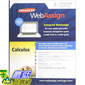 [106美國直購] 2017美國暢銷軟體 Enhanced WebAssign Printed Access Card Calculus Life of Edition, 1st Edition