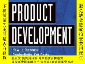 二手書博民逛書店Next罕見Generation Product Develop