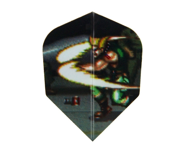 【S4 x Street Fighter II】凱爾-GUILE- 鏢翼 DARTS