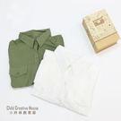 ☆小時候創意屋☆素面 襯衫 薄襯衫 長袖襯衫 2色