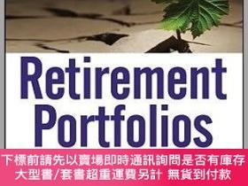二手書博民逛書店預訂Retirement罕見Portfolios Workbook: Theory, Construction,