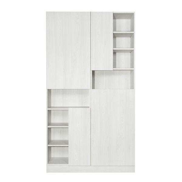 【Arkhouse】伯利恆系列-餐廳造型組合雙高櫃A款 W120*H218*D40