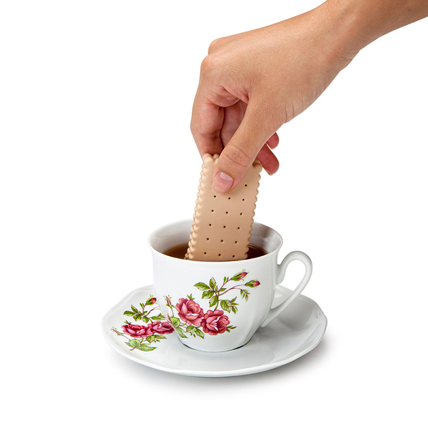 下午茶餅乾造型泡茶器 - Monkey Business