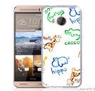 ✿ 3C膜露露 ✿【卡通2*硬殼】HTC ONE ME手機殼 手機套 保護套 保護殼