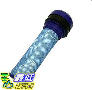 [104美國直購] 戴森 High Quality Washable Reusable Pre Motor Filter Designed to Fit Dyson DC39 Vacuum Cleaners USAFIL457
