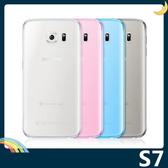 三星 Galaxy S7 半透糖果色清水套 軟殼 超薄防滑 矽膠套 保護套 手機套 手機殼
