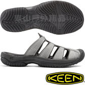 KEEN 1016793灰色 Aruba II 男運動護趾拖鞋 溯溪鞋/水陸兩用鞋/運動健走/沙灘戲水涼鞋