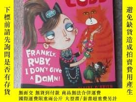 二手書博民逛書店Cordelia罕見Codd: Frankly, Ruby, I
