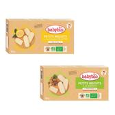 BABYBIO 有機寶寶成長餅乾 (檸檬/榛果) 12個月以上適用