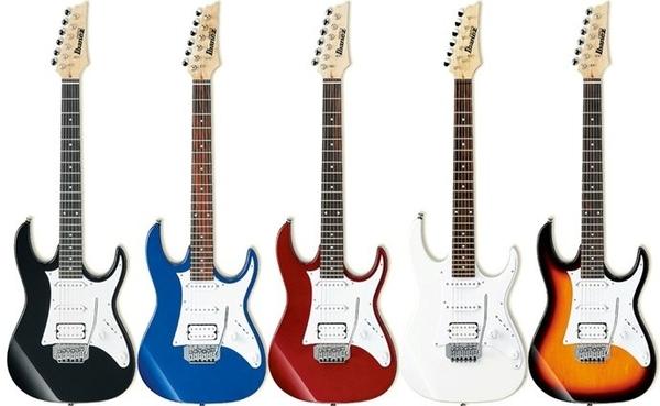 【金聲樂器廣場】Ibanez GRX40 GRX-40 小搖座電吉他 公司貨! 初學者頂級琴 CP值超高 夕陽色下標區