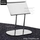 INPHIC-餐牌座不鏽鋼酒店餐廳桌牌台卡座_sIPd