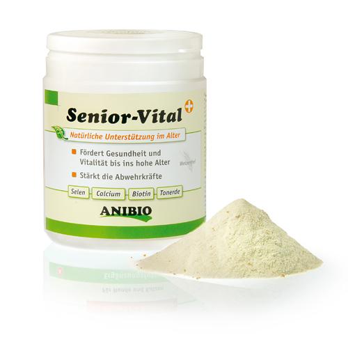 *KING WANG*德國家醫ANIBIO《Senior-vital 老年活力保健粉 》500g