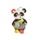 美國【B.Toys】熊貓保姆(安撫搖鈴玩偶)BX1567Z[衛立兒生活館]