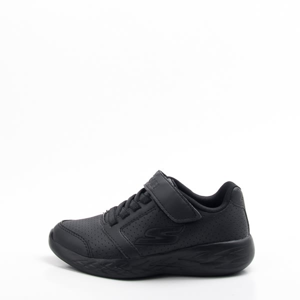 Skechers  (童) GO RUN 600 兒童健走鞋-全黑 97862LBBK