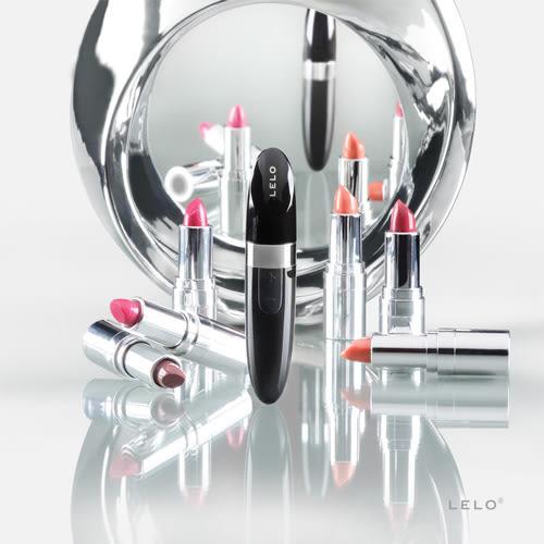 情趣用品按摩棒 超取免運送潤滑液 瑞典LELO-MIA 2 米婭二代 USB充電口紅式按摩器-黑