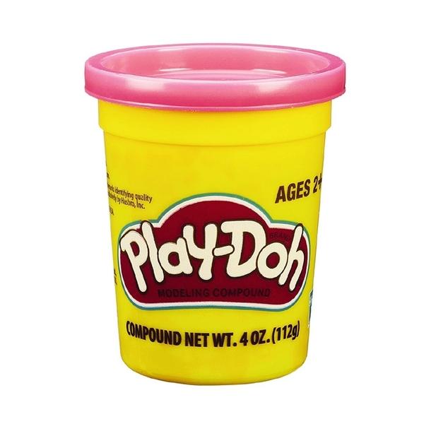 Play-Doh 培樂多黏土 單罐黏土 4oz (粉紅) 【鯊玩具Toy Shark】
