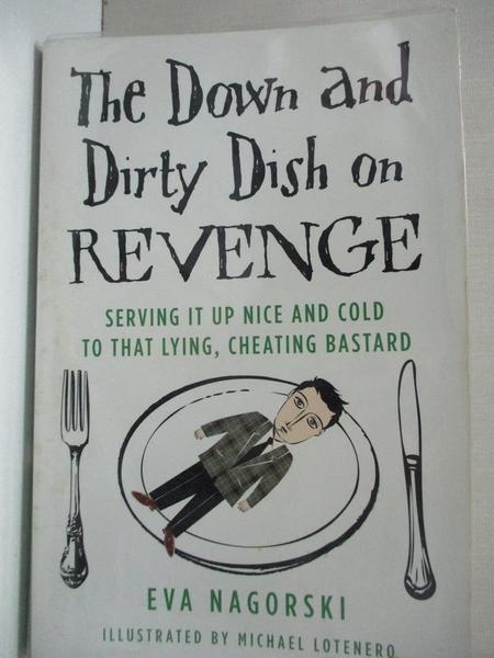 【書寶二手書T1/原文小說_BKM】The Down and Dirty Dish on Revenge