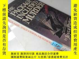 二手書博民逛書店The罕見Package Included Murder【32開