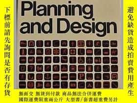二手書博民逛書店Recreation罕見Planning and Design