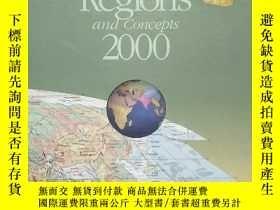 二手書博民逛書店Geography:罕見Realms, Regions and