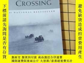 二手書博民逛書店THE罕見LAST CROSSING(英文原版)Y209851